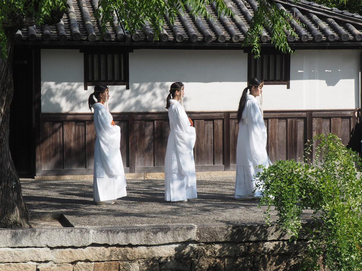 阿智神社三女神